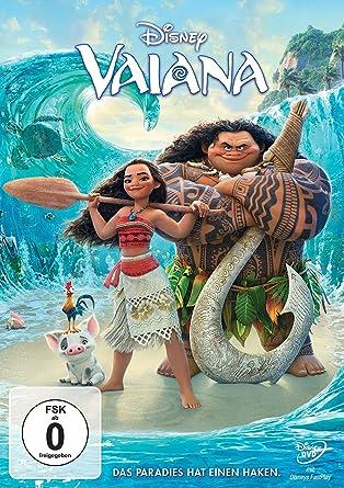 Vaiana - Das Paradies hat einen Haken [DVD]: Amazon.es: Ron ...
