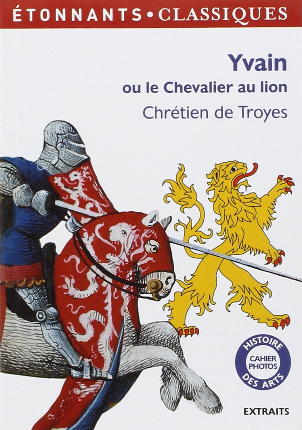 Yvain Ou Le Chevalier Au Lion French Edition