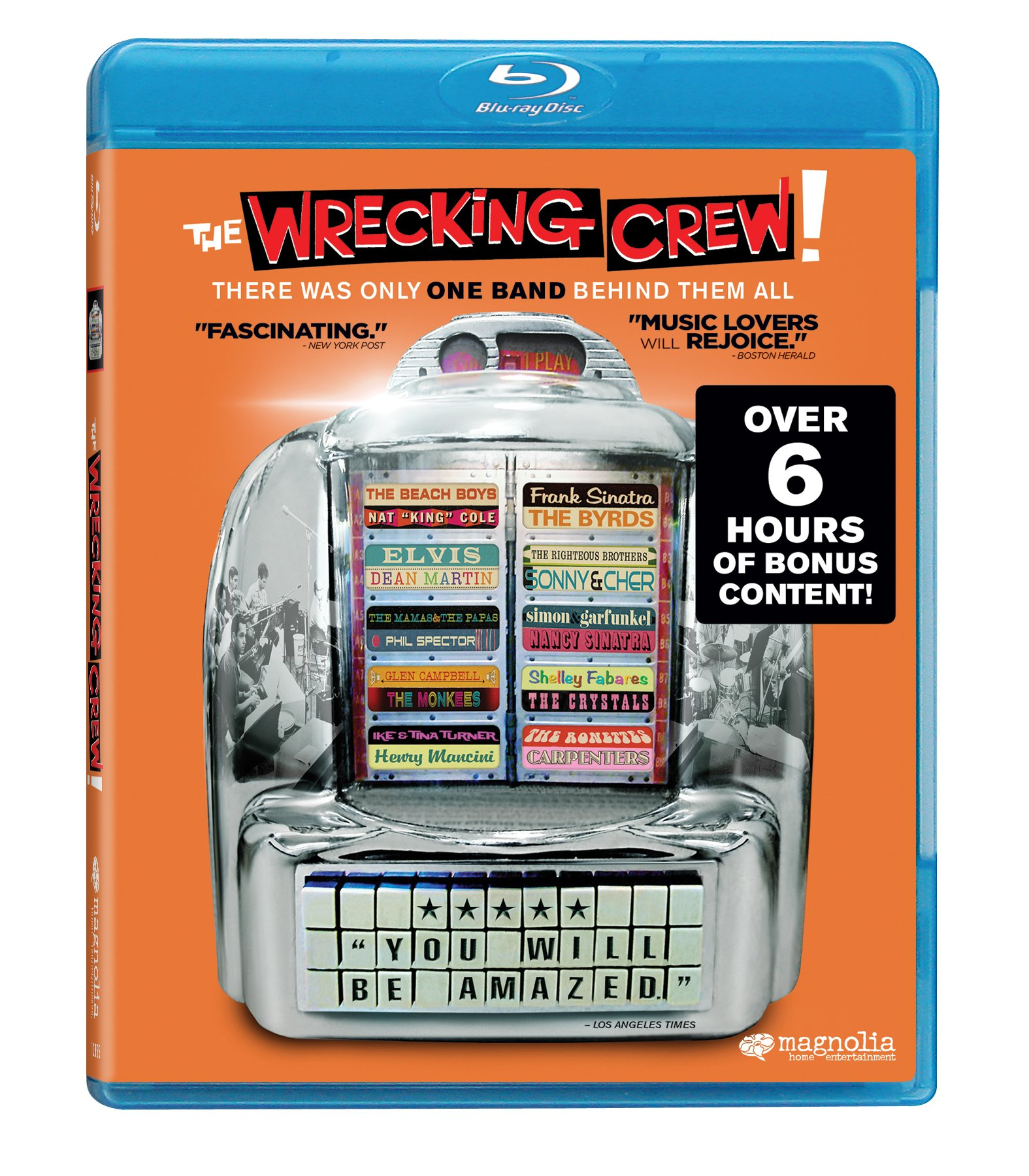 Blu-ray : Wrecking Crew
