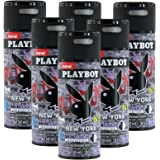 6 x Playboy New York Deo 150ml