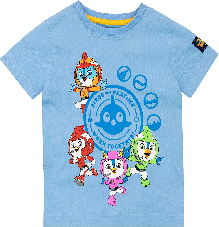 Top Wing Camiseta de Manga Corta para niños: Amazon.es: Ropa y accesorios