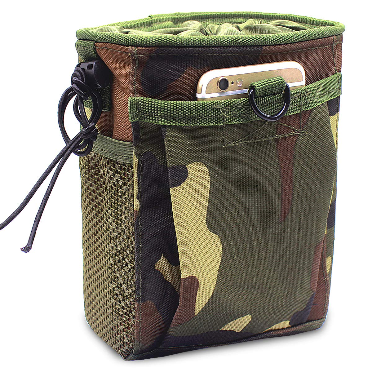 Fodlon Bolso de colecci/ón al Aire Libre Multifuncional Bolso de la Cintura con cintur/ón de Ajuste Accesorios de 800D Oxford