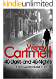 40 Days 40 Nights (Sgt Major Crane Crime Thrillers Book 2)
