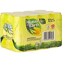 Heaven & Earth Lemon Lemongrass Tea, 12 x 300ml