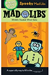 Spooky Mad Libs Paperback