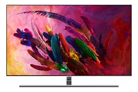 5c74359164f Samsung 138 cm Q Series 4K UHD QLED Smart TV  Amazon.in  Electronics