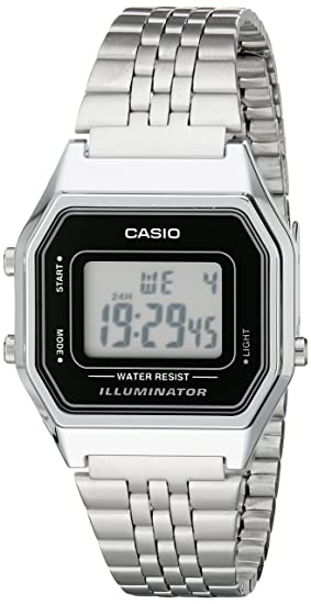 9f3c00351cca96 Casio Vintage LA680WA-1D - Orologio da polso Donna: Casio: Amazon.it ...