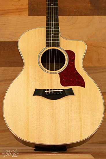 Taylor 214ce Deluxe Acoustic-Electric Guitar
