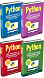Python: 4 Books in 1: Beginner's Guide + Tips and Tricks + Best Practices + Advanced Guide to Programming Code with Python (Python, JavaScript, Java, Code, ... Programming, Computer Programming)