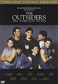 Essay the outsiders novel