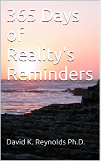 365 Days Of Realityu0027s Reminders (Constructive Living Series Book ...