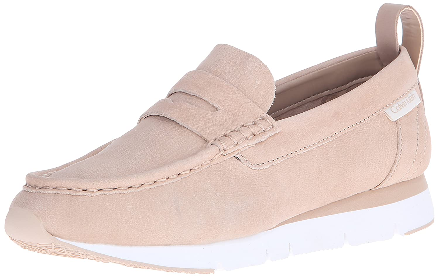 23af1e1a540 Calvin Klein Jeans Women s Sonora Penny Loafer  9Napu0909114  -  32.99