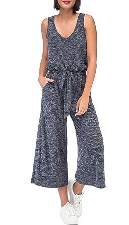 349b4504f0 Amazon.com  Bobeau Devin Knit Jumpsuit  Clothing