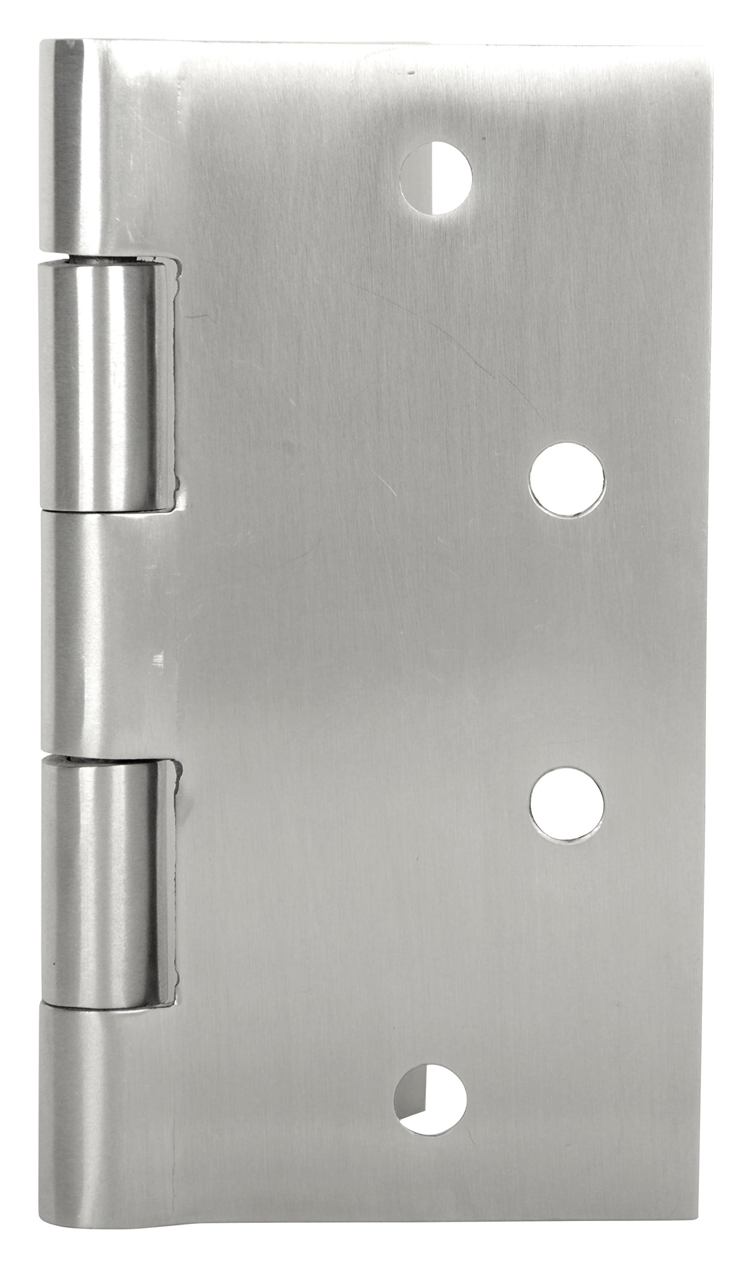 4 INCH x 4 INCH DOOR HINGES 3 PCS Stainless Steel Hinge SATIN FINISH 32D COMMERCIAL DOORS WITH SECURITY PIN NRP REVERSIBLE TECHNIC 24 SELF DRILLING SCREWS L key Removable Tool