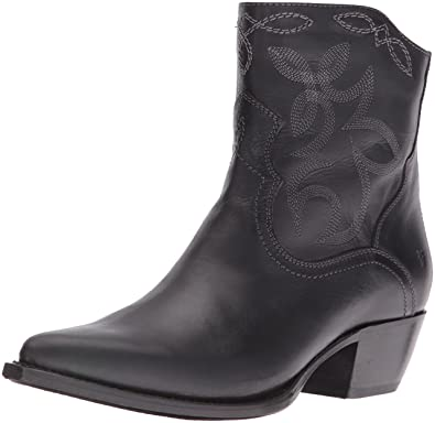 Women's Shane Embroidered Short Western Boot