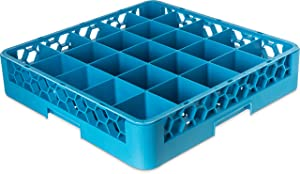 Carlisle(RG2514) 25 Compartment Full Size OptiClean Glass Rack