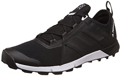 71d1ddf19 Adidas Men s Terrex Agravic Speed Cblack and Ftwwht Trekking and Hiking  Boots - 6 UK