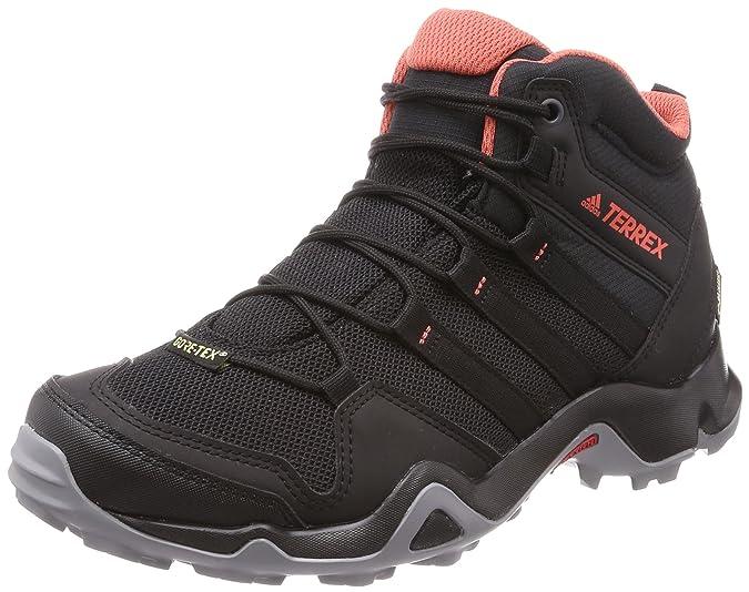 adidas Terrex Ax2r Mid Gtx W Chaussures de randonnée noir rouge 39 1/3 EU UasjLrGAHW