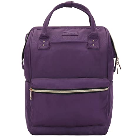 Image Unavailable. Image not available for. Color  Lily   Drew Casual Travel  Daypack School Backpack for Men Women and 14 Inch Laptop Computer 7c39a53e2fce4