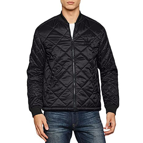 adidas Hombre Chaqueta Quilted Superstar
