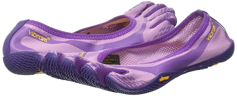 premium selection e7098 919fb Amazon.com   Vibram FiveFingers Womens Entrada Athletic Shoes, Purple-Violet,  38 M EU   Road Running