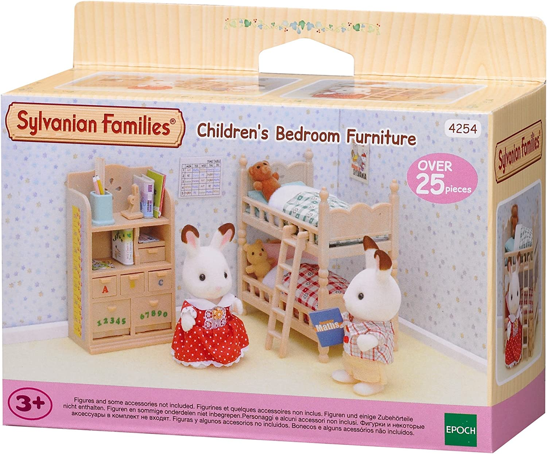 Sylvanian Families Children\'s Bedroom Furniture Set
