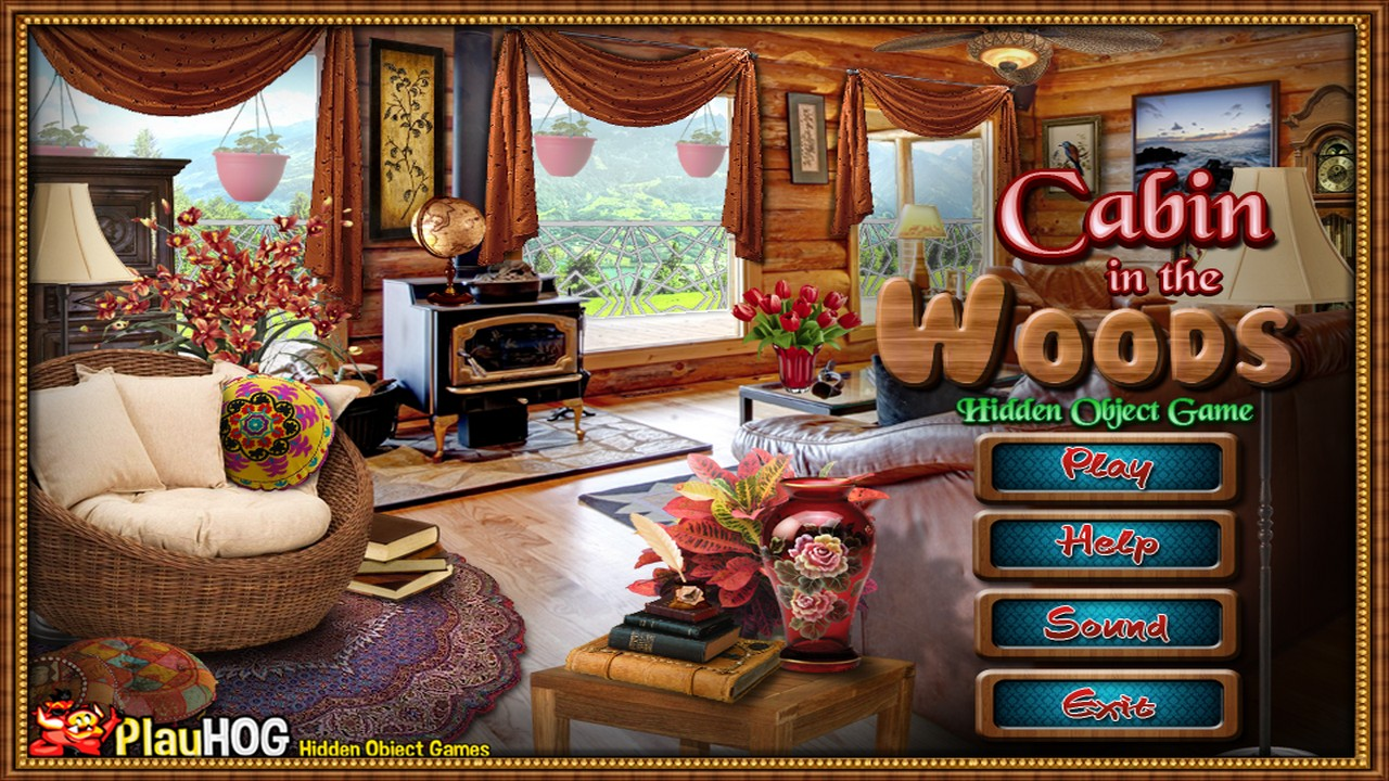 Cabin In The Woods Find Hidden Object Game Download