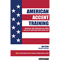 American Accent Training: A guide to speaking and pronouncing colloquial American English (English Edition)