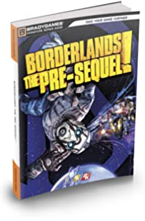 Borderlands 2 Limited Edition Strategy Guide (Bradygames