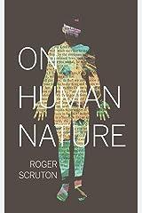 On Human Nature Kindle Edition