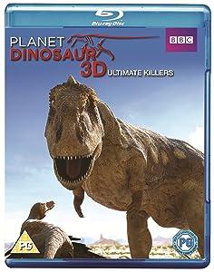 Planet Dinosaur (Blu-ray 3D) [2012]
