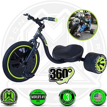 Amazon.com: Madd Gear MGP Action Sports – Mini Drift Trike ...
