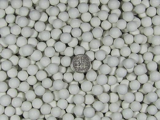 6 mm Shpere /& 4 mm Polishing Triangle Non-Abrasive Ceramic Tumbling Tumbler Tumble Media 3 6 Lb