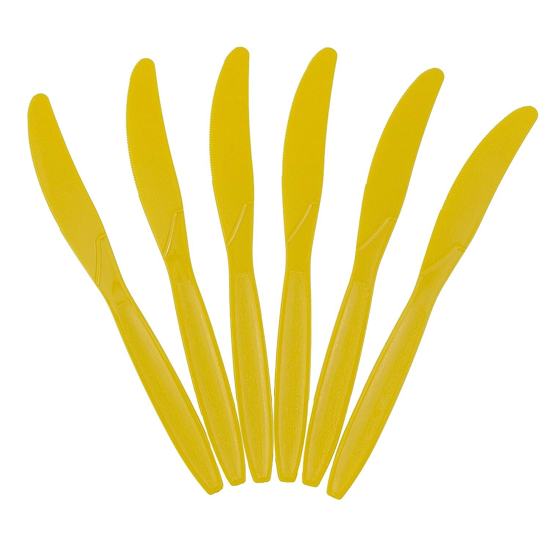 Jam用紙プレミアムKnives 100 Pack イエロー 297KN100ye B0718WFR8L 100 Pack|イエロー イエロー 100 Pack