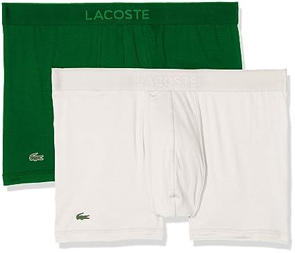 64220c60ba Lacoste - RAM8329 - Boxer - Lot de 2 - Homme: Amazon.fr: Vêtements et  accessoires