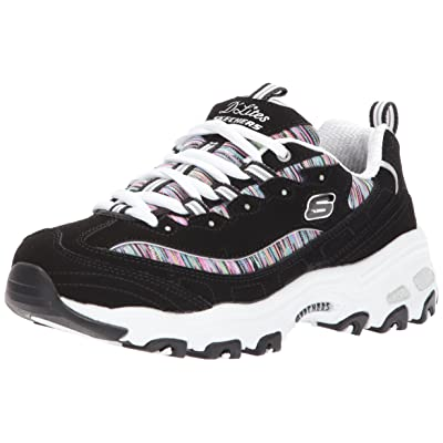 Skechers Women's DLites Interlude Sneaker   Walking