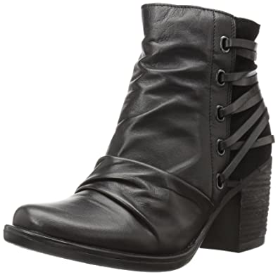 Miz Mooz Women's Mimi Ankle Boot, Black, 36 M EU (5.5-6