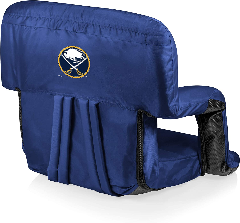 PICNIC TIME NHL Buffalo Sabres ポータブル ベンチュラ リクライニング スタジアムシート