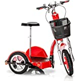 Challenger Mobility X Electric Recreational Mobility Scooter 750 W Power, 18mph
