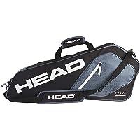 HEAD Core 3R Pro - Bolsa para 3 Raquetas de Tenis