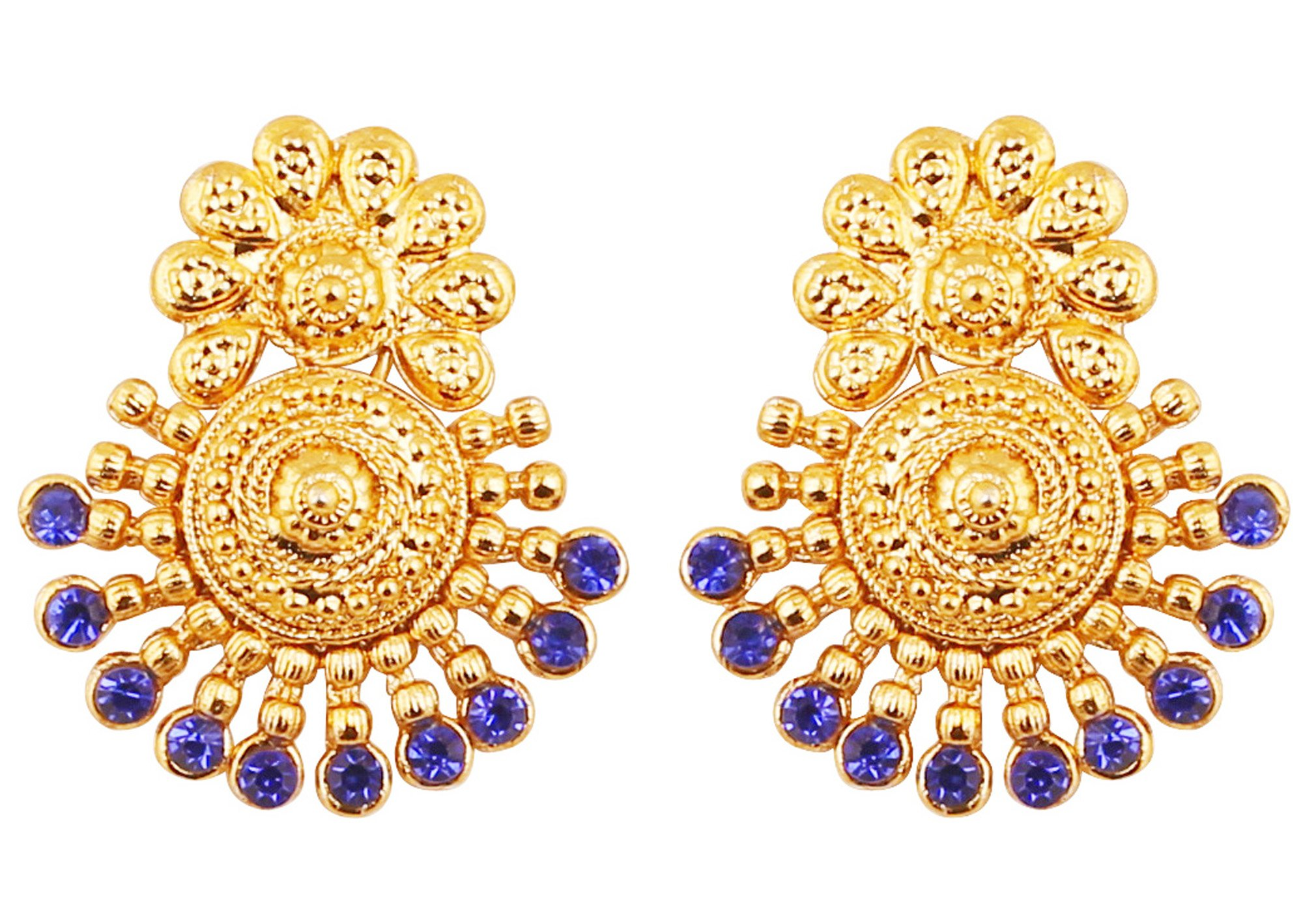 Touchstone Indian Bollywood Ancient Southern Gold Bahubali Inspired