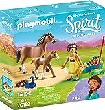 PLAYMOBIL® スピリットライディングフリー PRU 馬と馬