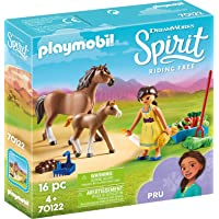 Playmobil - Spirit: Riding Free: PRU with Horse and Foal