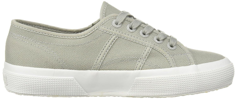 Superga Women's Cotu Sneaker B0777P6XDM 40 EU/9 M US|Light Grey Full