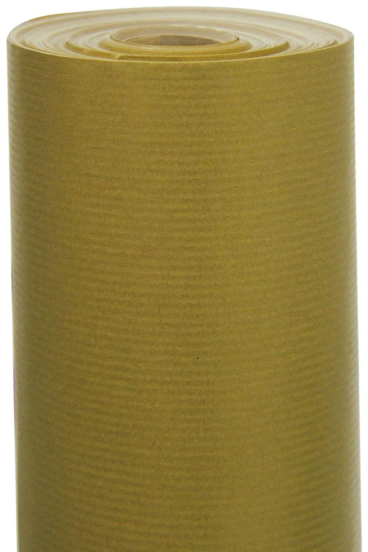 Clairefontaine 507575C - Carta da pacchi/regalo, 60 g, colore: Oro C Rhodia Techniques artistiques