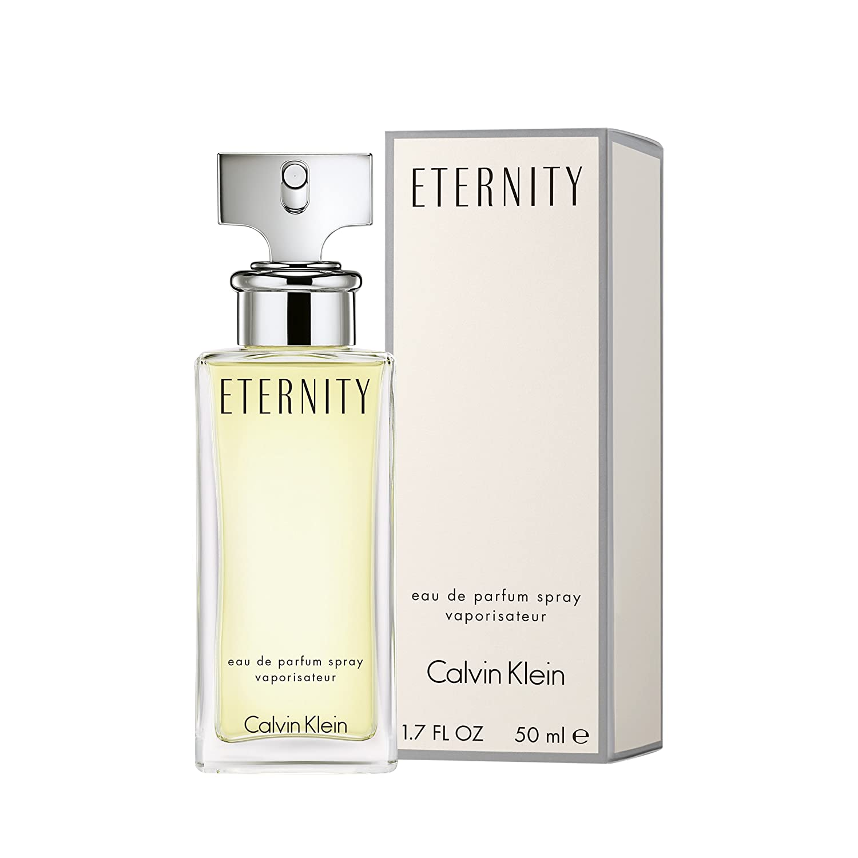 ccfe7669ae Amazon.com: Calvin Klein ETERNITY Eau de Parfum, 1.7 Fl Oz: Calvin ...