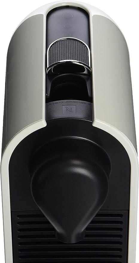 Krups YY1301 Nespresso U - Cafetera con 16 Cápsulas, color blanco: Amazon.es: Hogar