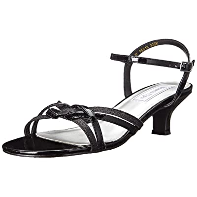 Touch Ups Women's Melanie Ankle Strap Sandal | Heeled Sandals