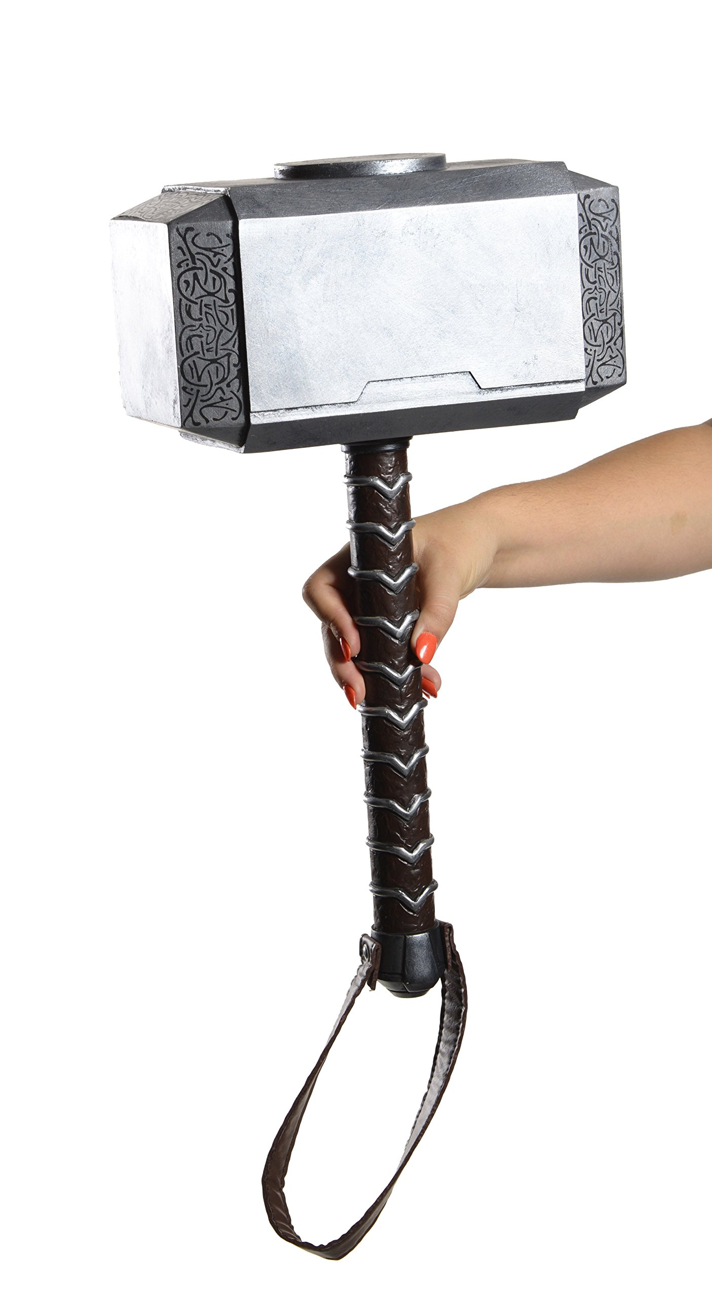 Rubie's Costume Co Men's Avengers 2 Age Of Ultron Thor Adult Hammer