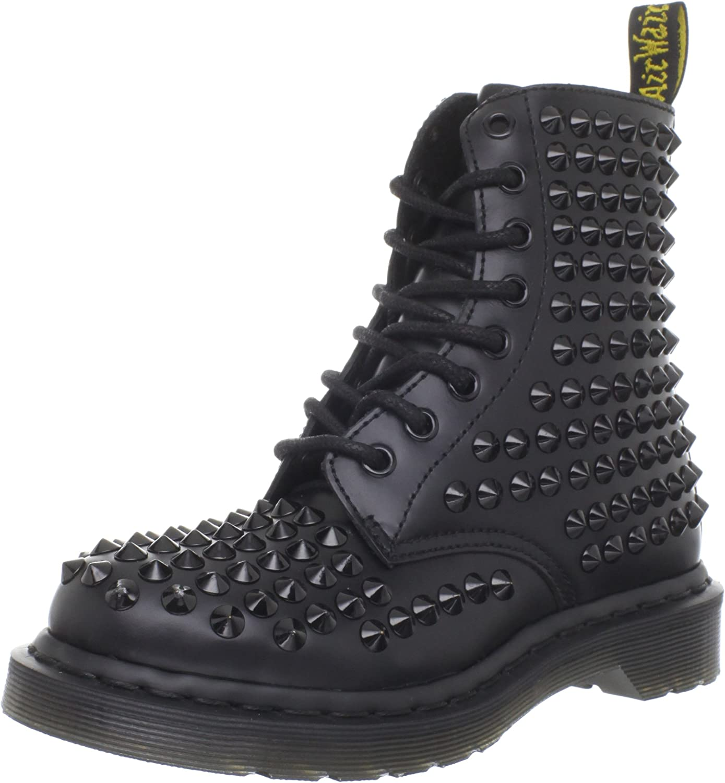 Dr. Martens Women's Spike Boot: Amazon